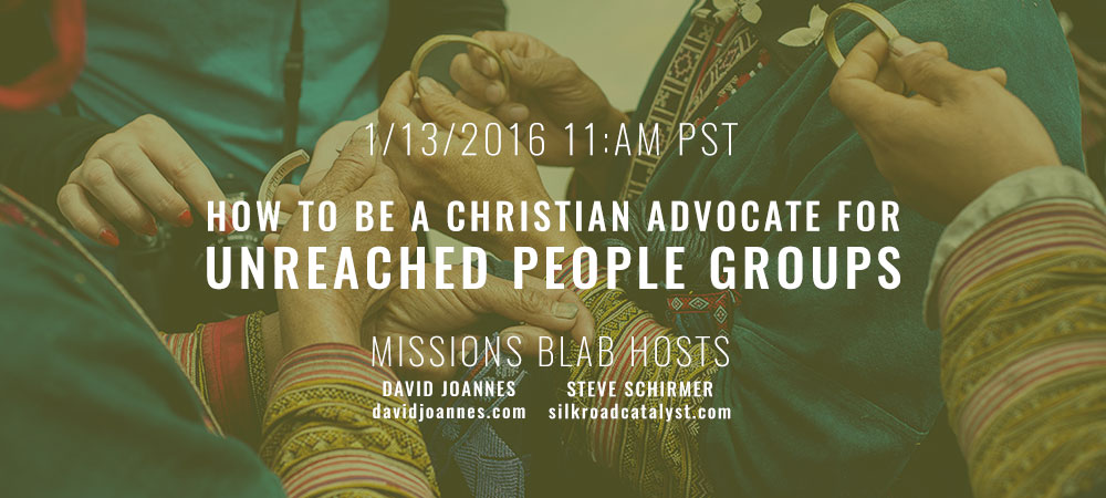 How-To-Be-A-Christian-Advocate-For-Unreached-People-Groups