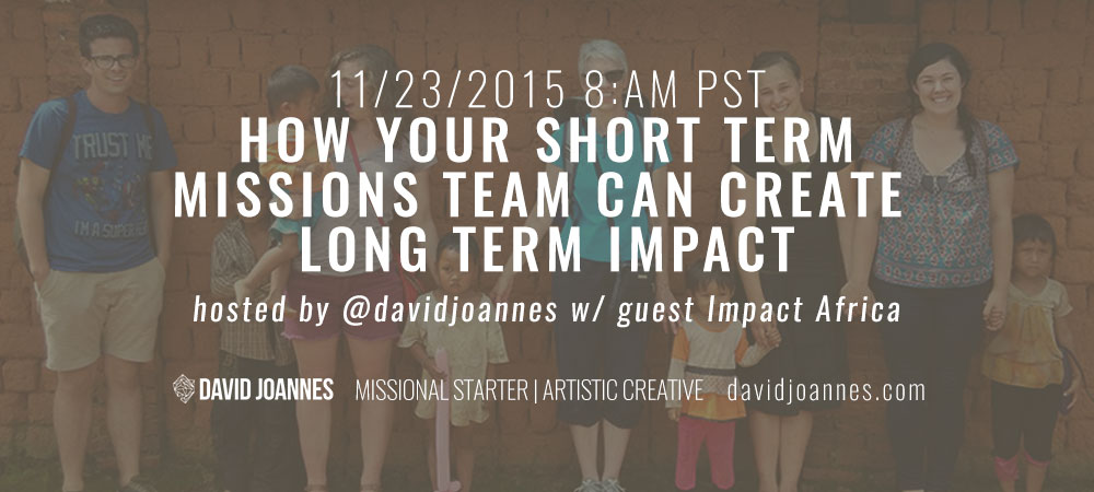 How-Your-Short-Term-Missions-Team-Can-Create-Long-Term-Impact