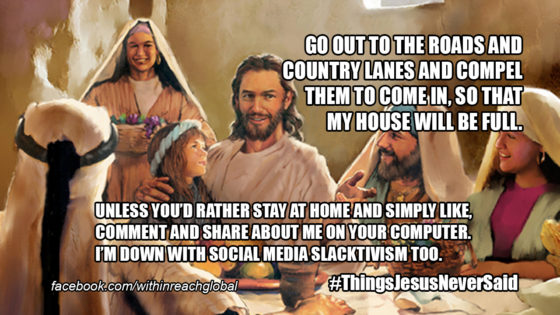 4 Ridiculous Memes Of Things Jesus Never Said About Missions