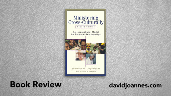 Ministering Cross-Culturally book review