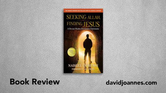 Seeking Allah Finding Jesus book review
