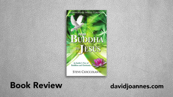 From Buddha to Jesus book review