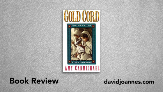 Gold Cord book review