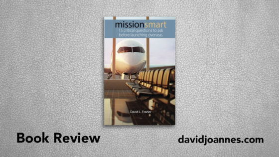 Mission Smart book review