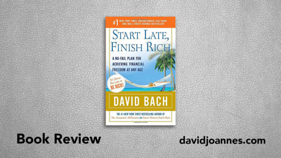 Start Late Finish Rich book review
