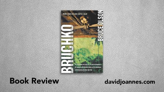 Bruchko book review