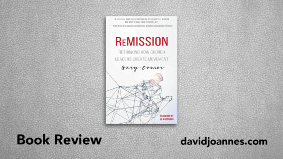 Five-Star Book Review of ReMission by Gary Comer