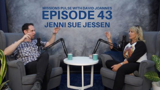 Missions Pulse 043: Jenni Sue Jessen