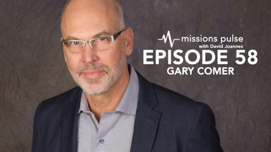 Missions Pulse 58: Gary Comer